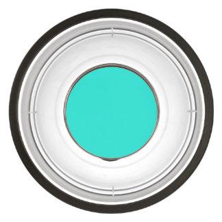 Tahiti Turquoise-Aquamarine-Tourmaline Blue-Ocean Bowl