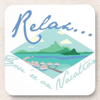 Tahiti Vacation Coaster