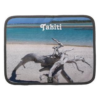 Tahitian Beach Folio Planner