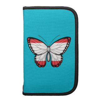 Tahitian Butterfly Flag Folio Planner