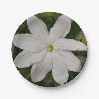 Tahitian Gardena Paper Plates