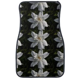 Tahitian Gardenia Floor Mat
