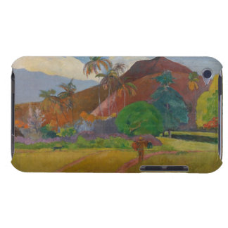Tahitian Landscape, 1891 (oil on canvas) Barely There iPod Cover