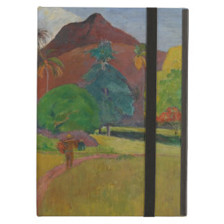 Tahitian Landscape, 1891 (oil on canvas) iPad Air Cover