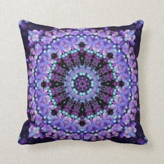 Tahitian Moon Throw Pillow