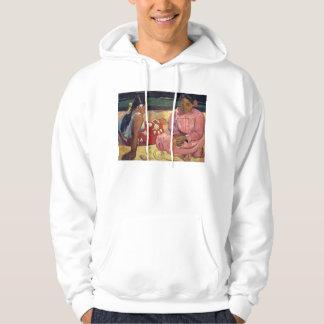 'Tahitian Women on the Beach' - Gauguin Hoodie