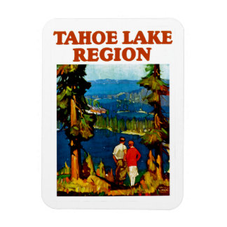 Tahoe Lake Region Magnet