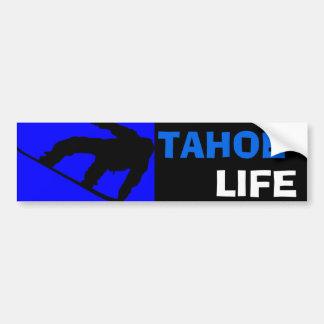 TAHOE LIFE BUMPER STICKER
