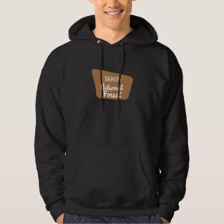 Tahoe National Forest (Sign) Sweatshirt
