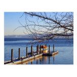Tahoe Pier Postcards