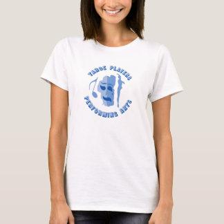 Tahoe Players - Girls Baby Doll T-shirt