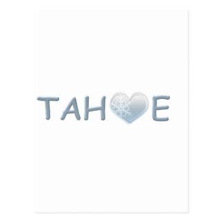 TAHOE POSTCARD