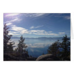 Tahoe Sky Reflections Greeting Card