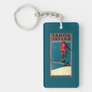 Tahoe Tavern Promo Poster Keychain