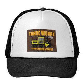 Tahoe Workz Cartoon Hat
