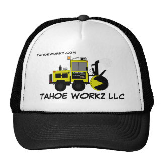 Tahoe Workz Snow Removal Hat