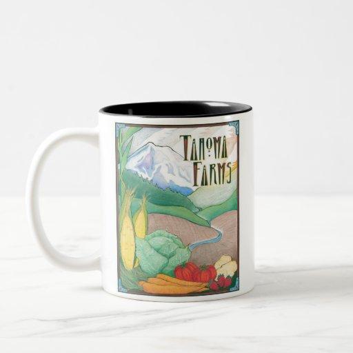 Tahoma cultiva la taza