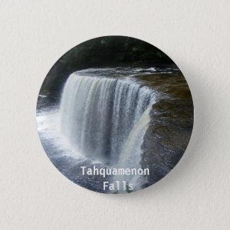 Tahquamenon Falls, Paradise, Michigan Button
