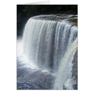 Tahquamenon Falls Paradise Michigan Cards