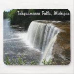 Tahquamenon Falls, Paradise, Michigan Mouse Pad