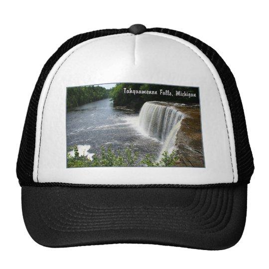 Tahquamenon Falls, Paradise, Michigan Trucker Hat