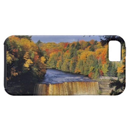 Tahquamenon superior baja en Michigan ASCENDENTE Funda Para iPhone SE/5/5s