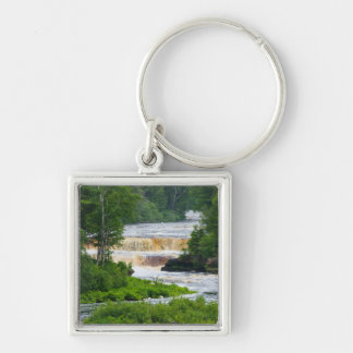 Tahquamenon The Lower Falls Keychain