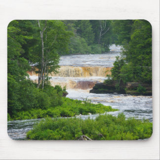 Tahquamenon The Lower Falls Mouse Pad