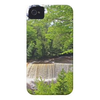 Tahquamenon Upper Falls VI iPhone 4 Cover