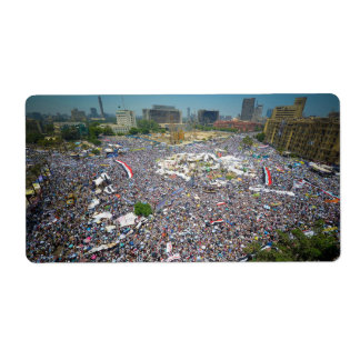 Tahrir Square Egypt July 29 2011 Friday of Unity Label
