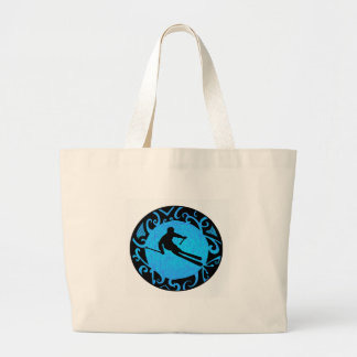 TAHT SKI FEELING LARGE TOTE BAG