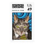 "Tai ""Bug"" Brown Commemorative US Postage Stamp"