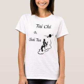 tai chi 5, Chai Tea, &, Tai Chi T-Shirt