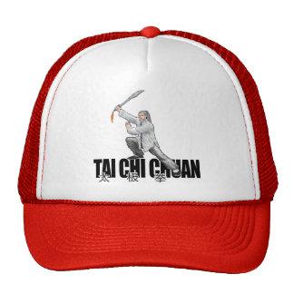 Tai Chi Broad Sword Trucker Hat