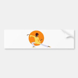 Tai Chi Bumper Sticker