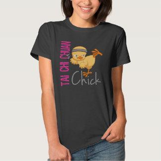 Tai Chi Chuan Chick Shirt