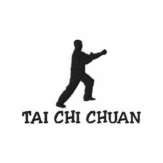 Tai Chi Chuan Embroidered Polos