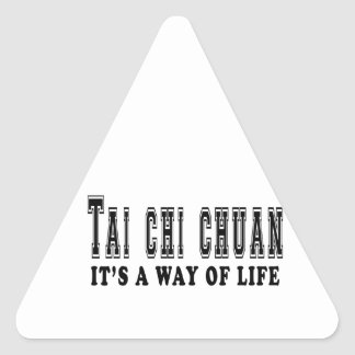 Tai Chi Chuan It's way of life Stickers