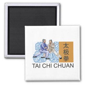 T'ai Chi Chuan Refrigerator Magnet