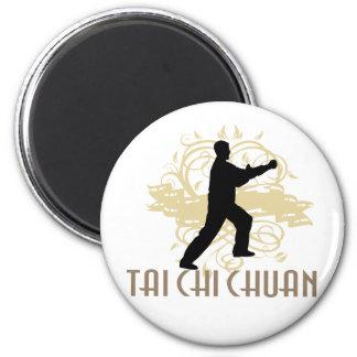 Tai Chi Chuan Fridge Magnets