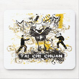 Tai Chi Chuan Mousepads