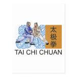 T'ai Chi Chuan Postcard