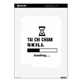 Tai Chi Chuan skill Loading...... Decal For The iPad 2