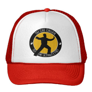 Tai Chi Chuan - Supreme Ultimate Fist Hats