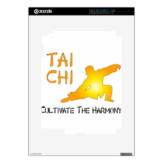 Tai Chi - Cultivate The Harmony Skins For iPad 2
