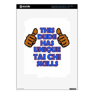 TAI CHI Designs iPad 3 Decals