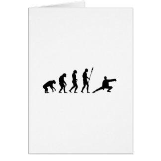 tai chi evolution card
