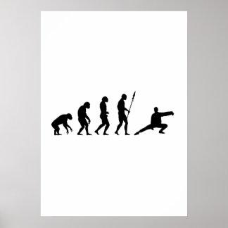 tai chi evolution poster