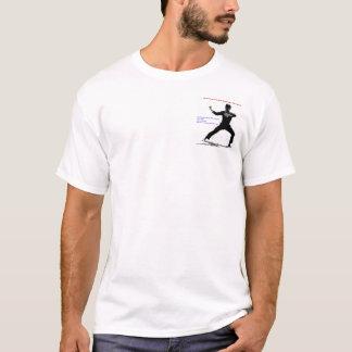 Tai Chi front MRBBA T-Shirt