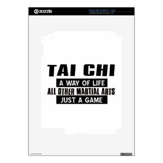 Tai Chi Gifts Skin For The iPad 2